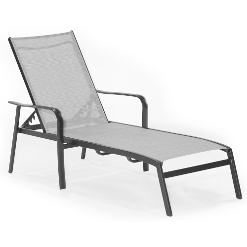 Richmond Commercial Sling Aluminum Chat Sling Chair