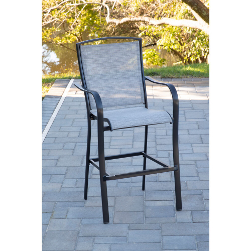 Richmond Counter-Height High Top Sling Dining Chair IMAGE