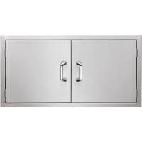42-In. Double Access Doors