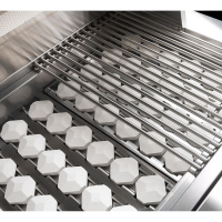 36-In. Liquid Propane Gas Built-In Grill INSIDE